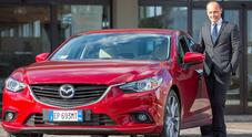 Mazda, Pietrantonio: «Lavoriamo per diventare premium. Presto una serie speciale della CX-3»
