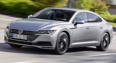 Arteon, Gran Turismo Volkswagen: comfort da berlina e design da coupè