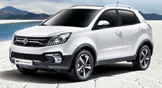 Qualità SsangYong, arriva il nuovo Korando: il Suv coreano monta il diesel 2.2 da 178 cv