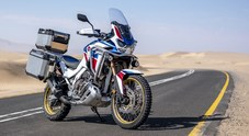Honda, ecco la nuova Africa Twin 2020. L'evoluzione di un progetto vincente