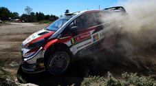 Toyota di Tanak vince in Portogallo sulla Hyundai di Neuville. Ogier (Ford) 3° rimane leader
