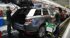Jaguar Land Rover taglia 4.500 posti lavoro. Calo diesel e rallentamento mercato cinese la causa