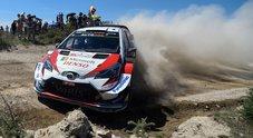 Tanak sempre in testa in Portogallo. Toyota Yaris verso il terzo successo stagionale
