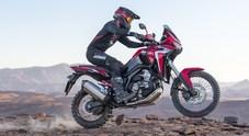 Honda, un 2019 da record: leader in Italia per scooter e moto. Trionfa gamma SH, bene anche l'Africa Twin