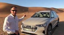 Audi e-tron, tutti i segreti del primo Suv elettrico della casa dei Quattro Anelli
