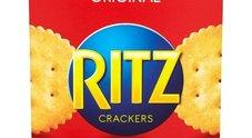 Ritz, allerta salmonella: ritirati diversi lotti di crackers dai supermercati