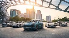 Porsche Flex, al volante per 12 mesi della sportiva che vuoi. Il noleggio che permette cambi di modello