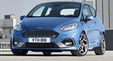 Ford Fiesta ST, tira fuori 200 cv anche dal tre cilindri per un piacere di guida esaltante