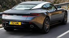 Aston Martin DB11, al via la produzione del nuovo V12 twin turbo da 5,2 litri