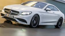 La nuova super coupé di casa Mercedes è appena nata e già mostra i muscoli