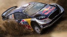 Rally del Portogallo, Ogier (Ford) passa in testa davanti a Neuville (Hyundai)