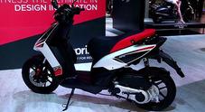Aprilia SR150, il Gruppo Piaggio alla conquista dell'India con il nuovo scooter