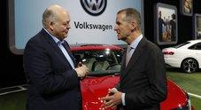 Ford e Volkswagen Group svelano a Detroit le carte del matrimonio