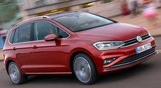 Volkswagen Golf Sportsvan, design rinnovato ha aggiornato anche il bagaglio tecnologico