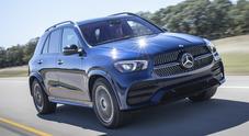 Sua maestà nuova GLE, la Stella tra i Suv. Mercedes svela la 2^ generazione: tanto lusso e tecnologie innovative