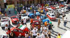 A Garlenda mille 500 storiche da 18 nazioni per festeggiare i 60 anni del mitico Cinquino