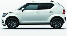 Corto giapponese, Suzuki svela la Ignis: il Suv super compatto con grandi ambizioni