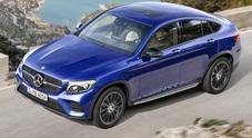 Mercedes GLC Coupé: quando eleganza e sportività si fondono perfettamente