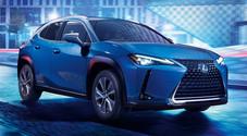 Lexus UX 300e, ecco la prima elettrica del gruppo Toyota. In arrivo nella seconda metà del 2020