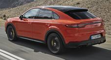 Porsche Cayenne Coupè, test drive in Austria per il Suv ancora più sportivo