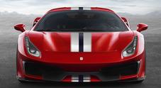 Ferrari 488 Pista, un concentrato di adrenalina e prestazioni: sviluppata dall'esperienza nelle corse Fia Wec