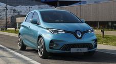 Renault Zoe, si rinnova l'elettrica best seller: l'autonomia sale a 390 km