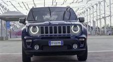 Jeep, ecco la nuova Renegade my 2019