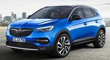 Opel Grandland X, ecco la versione più potente con il 1.6 a benzina da 180 cv