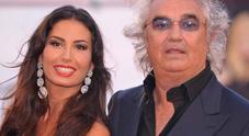 Elisabetta Gregoraci di nuovo single: viaggio in Kenya con Briatore e Nathan Falco