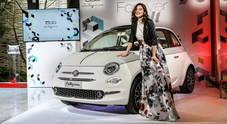 Fiat, alla Milano Design Week sfila la 500 Collezione