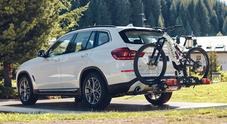 BMW X3 Specialized, la serie speciale dedicata ai ciclisti. Solo 100 esemplari con portabici e mountain e-bike inclusi