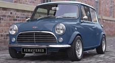 """Mini Remastered, rivive il mito della Cooper S anni '60, la """"replica"""" però costa cara: 58mila euro"""