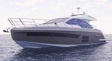Azimut prepara il lancio del coupé sportivo S6. Anteprima mondiale a settembre a Cannes