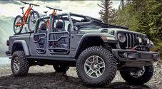 Mopar, 200 accessori per personalizzare Jeep Gladiator. Al LA Auto Show esemplare che dimostra le potenzialità