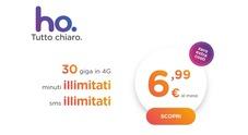 ho. Vofane lancia il suo low-cost: 6,99 euro al mese per sempre