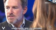 """Filippo Nardi sul cannagate """"Io non uso stupefacenti e sono pure astemio"""""""