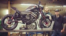 """Honda porta al """"The Bike Shed"""" due special: Rebel by Dan Gold e CB1100TR concept"""