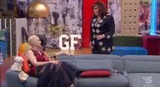 Grande Fratello Vip 2018, Lite furiosa tra Patrizia De Blanck e la Marchesa D'Aragona: «Avvocati procedete contro questa poveraccia»