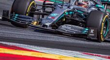 F1, in Gran Bretagna trionfa Hamilton: super Leclerc terzo