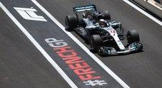 Gp Francia, Hamilton vola nelle 2^ libere davanti Ricciardo. Vettel fiducioso:« In qualifica andrà meglio»
