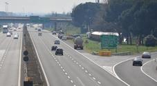 Investito sulla Napoli-Caserta:  traffico in tilt, otto chilometri di coda