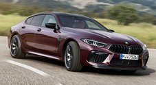 BMW M8 Gran Coupé, prestazioni da vera sportiva e lusso di un'ammiraglia