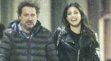 Leonardo Pieraccioni, la fidanzata Teresa Magni: «Somiglia alla ex Torrisi»