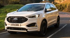 Ford, la nuova Edge sotto i riflettori di Ginevra. Anche in versione ST-Line e sempre più tecnologico