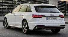 Audi A4 Avant e A5 Sportback g-Tron, arriva nuova gamma a metano. Risparmio, rispetto ambiente e sicurezza