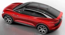 I.D. Crozz II, a Francoforte la Volkswagen presenta l'evoluzione del crossover del futuro