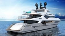 Baglietto, varo a luglio e presentazione in Costa Azzurra per il nuovo mega yacht di 48 metri