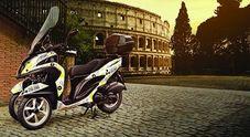 Zig Zag Sharing, la mobilità condivisa sulle tre ruote del Tricity parte da Roma per crescere