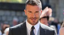 David Beckham e quel dettaglio fisico sfuggito a tutti durante il Royal Wedding