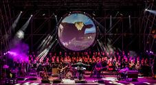 All'Augusteo i Pink Floyd Legend